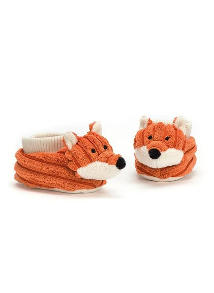 Jellycat Cordy Roy Fox Booties