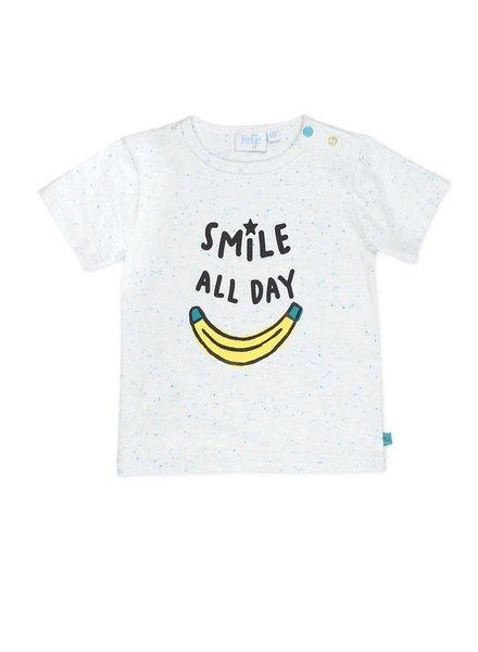Feetje T-shirt k/m smile Mr. Laidback