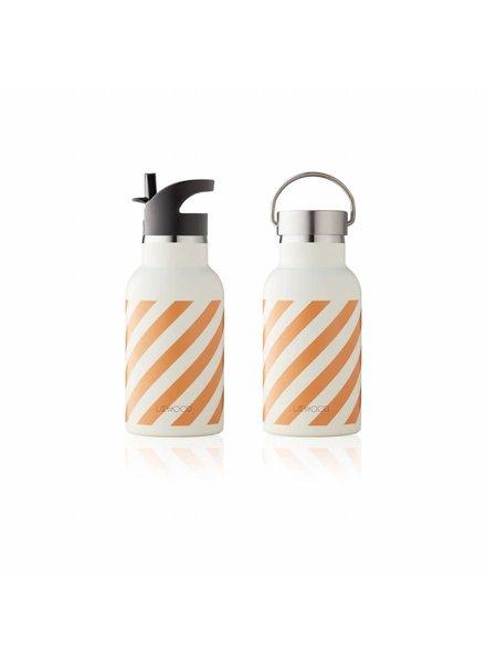 Liewood Anker water bottle - Mustard/creme de la creme