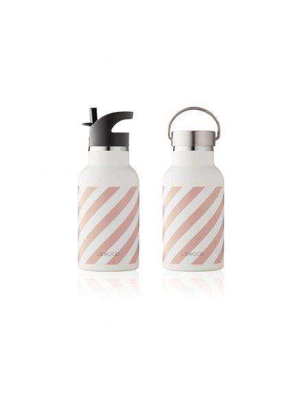 Liewood Anker water bottle - Rose/creme de la creme