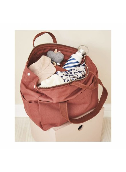 Liewood Melvin mommy bag - Rusty