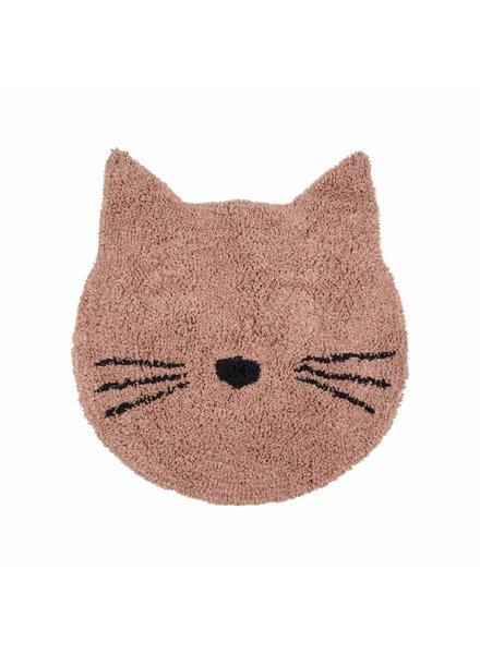 Liewood Bobby rug - Cat rose