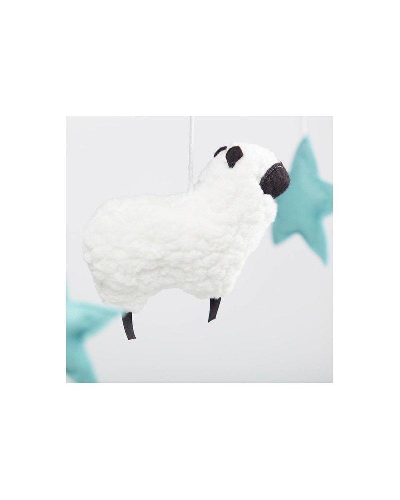 Pouce et Lina Mobiel - Sheep - Melodie: What A Wonderful World
