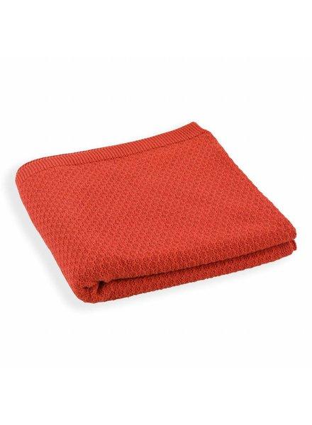 Mundo Melocoton Organic Blanket Knitwear - Chili Cradle
