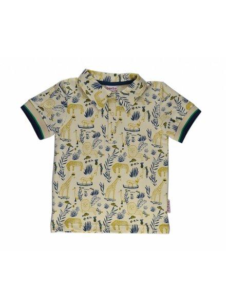 Baba Babywear Polo shirt - Jungle