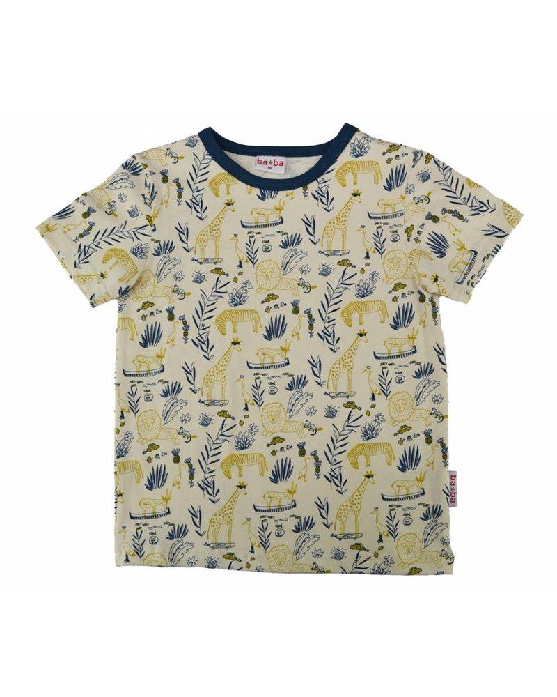 Baba Babywear T-shirt boys - Jungle