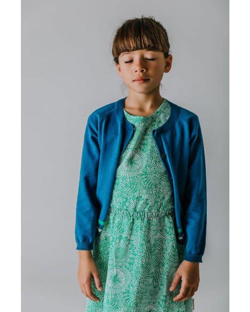 Baba Babywear Cardigan - Knitwear Blue