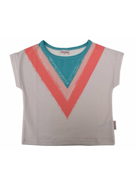 Baba Babywear Triangle shirt - Triangle