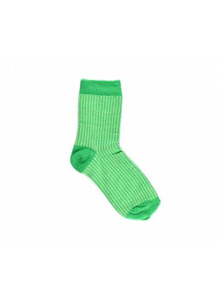 Baba Babywear Socks - Bicolor green
