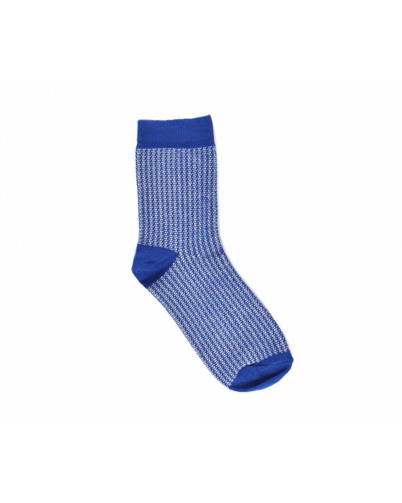 Baba Babywear Socks - Bicolor blue