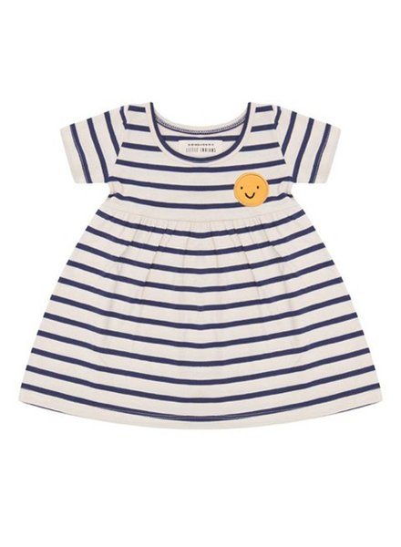 Little Indians Dress Smiley - Summer Stripe