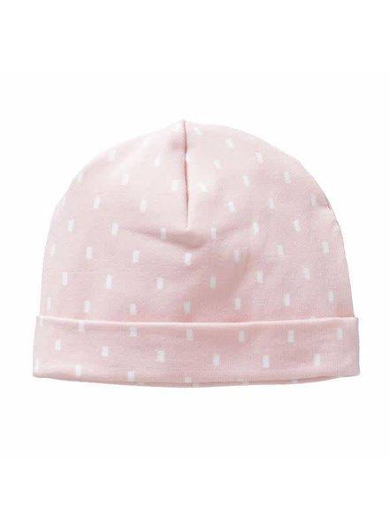 Cottonbaby Babymuts rain roze - Maat S