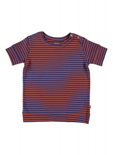 Kidscase Sol organic kids t-shirt - blue