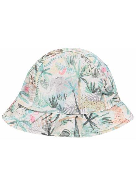 Noppies Hat Shamokin aop - Blanc de Blanc