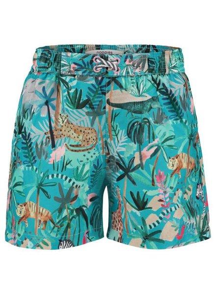 Noppies Swimwear Trunk Southbridge - Bluebird