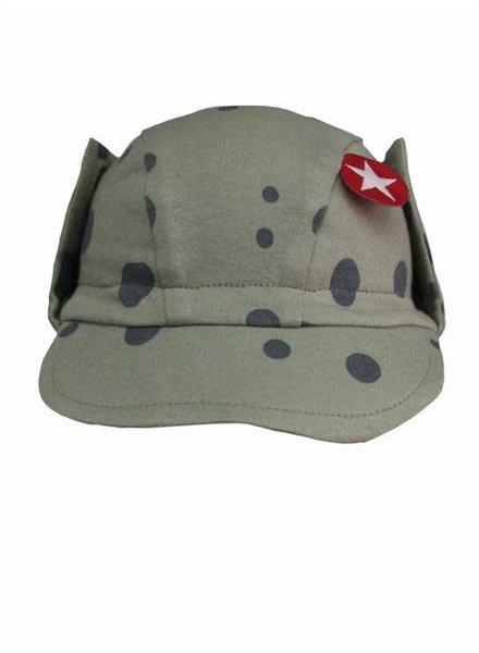Kik Kid Hat cap - Big spot - Maat 2/4M, 5/9M & 4/8J