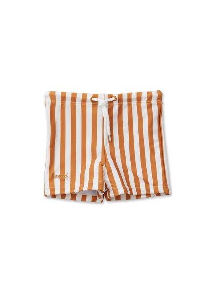 Liewood Otto Swim Pants - Mustard/ Creme de la Creme