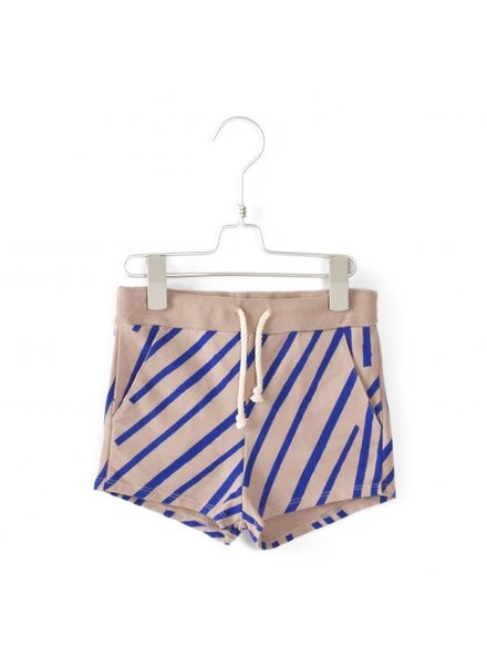Lötiekids Short Stripes - Old - Pink