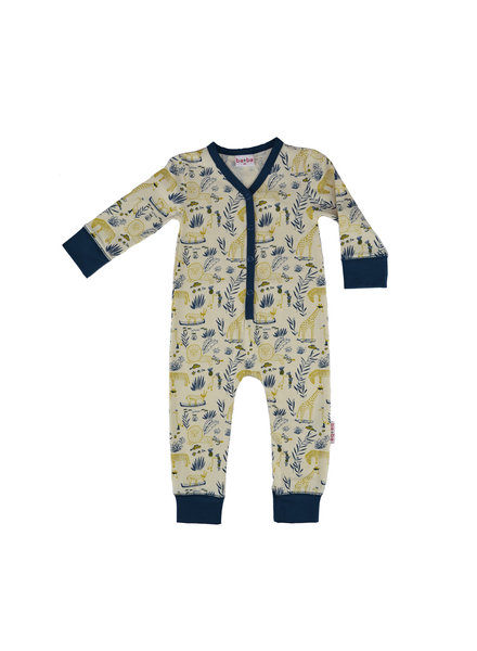 Baba Babywear Bodysuit - Jungle