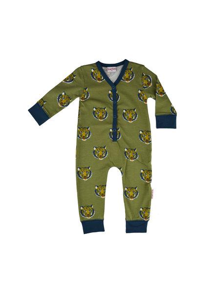 Baba Babywear Bodysuit - Tiger