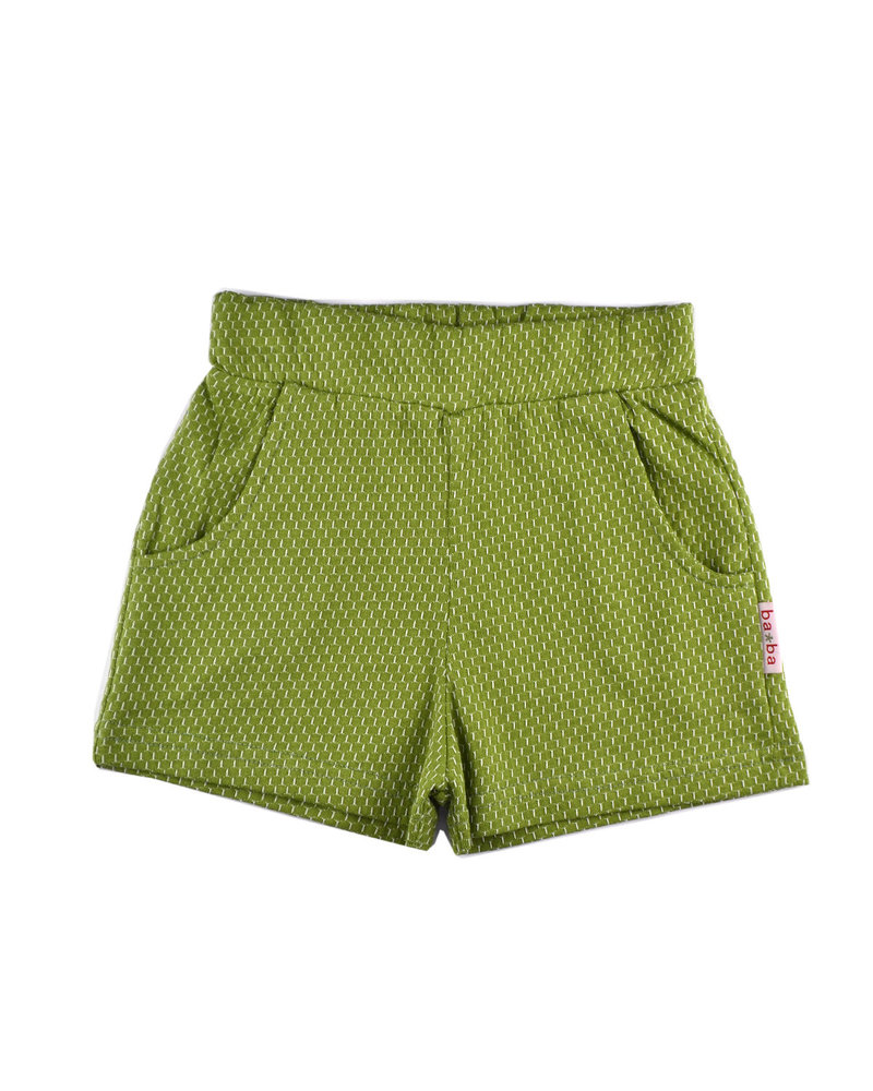 Baba Babywear Girls short - Kaki