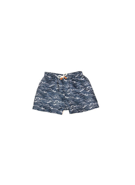 Sproet & Sprout Swim Short Waves