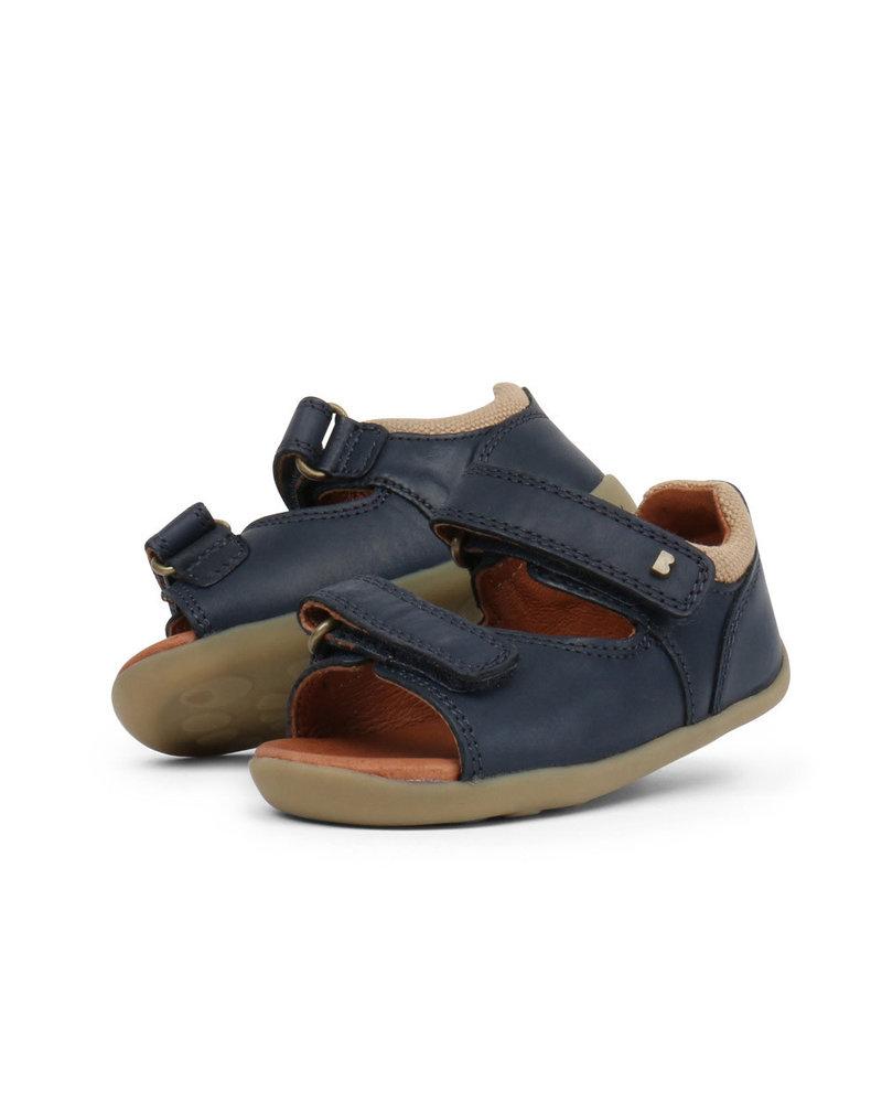 Bobux Step-up craft - Driftwood Sandal Navy
