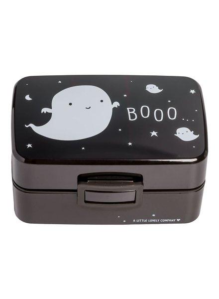 A Little Lovely Company Lunch box - Spookje