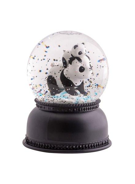 A Little Lovely Company Sneeuwballamp - Panda