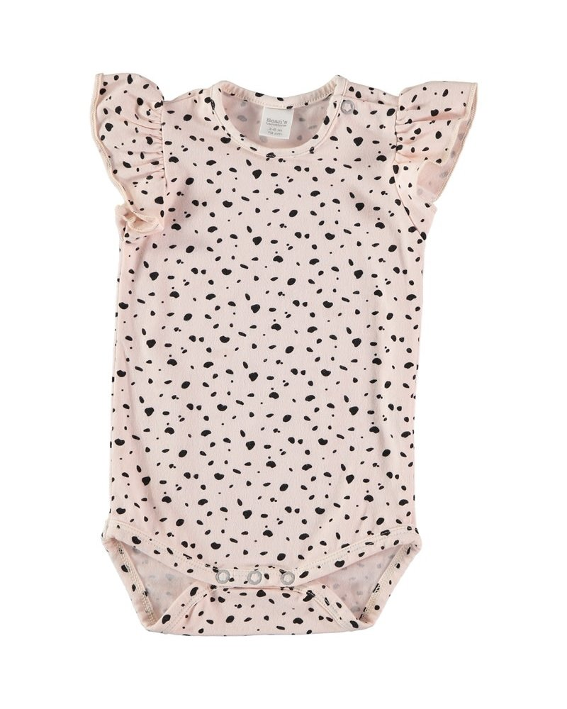 Beans Vernazza - Printed body - Pink