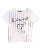 Emile et Ida T - Shirt - Rayure Le Bon Gout