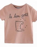 Emile et Ida T - Shirt - Terracota Bon Gout
