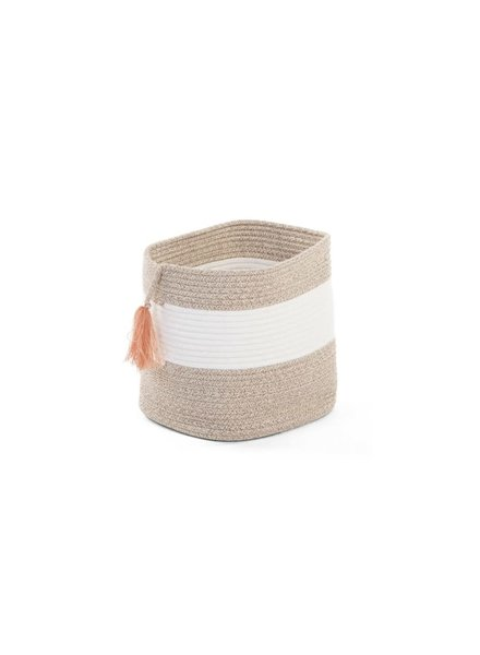 Childhome Cotton rope basket 28x28x27
