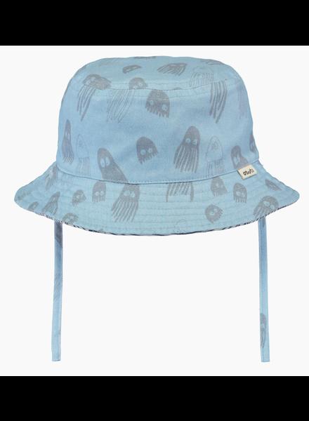 Barts Mexico Hat Light Blue - Size 50 (1.5Y - 3Y)