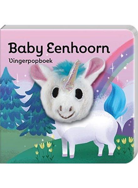 ImageBooks Vingerpopboekje - Eenhoorn