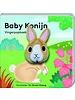 ImageBooks Vingerpopboekjes babydieren - Konijn
