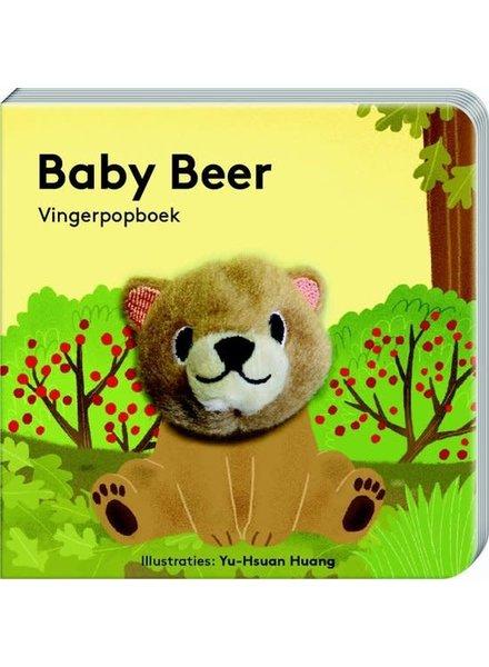 ImageBooks Vingerpopboekjes babydieren - Beer