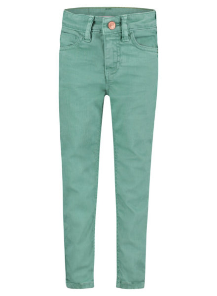 Noppies Denim Pants slim Paragould G/D 5P - Sage
