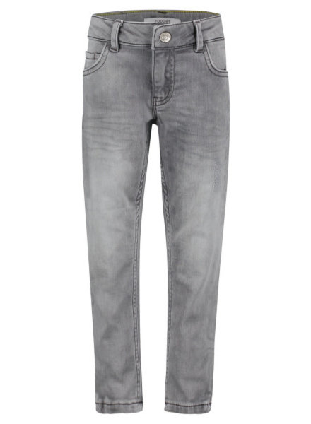 Noppies Denim pants jog Paradise 5P - Light Grey Wash