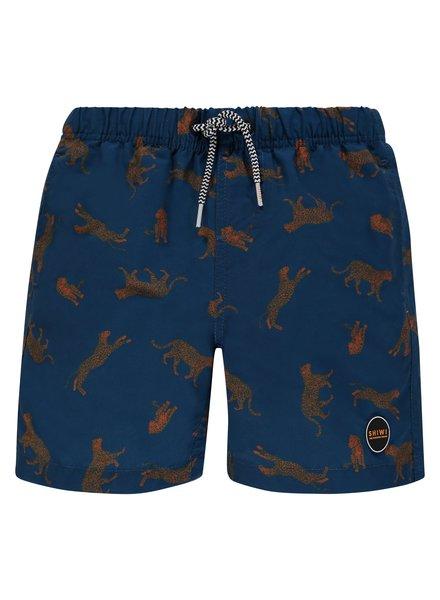 Shiwi Boy Swim Short - Leopard