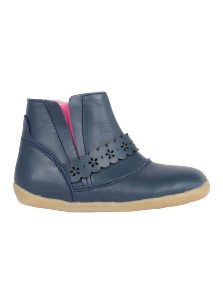 Bobux Step-up classic - Boot navy