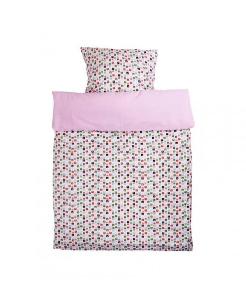 Trixie Baby Donsovertrek floral (80x80 cm)