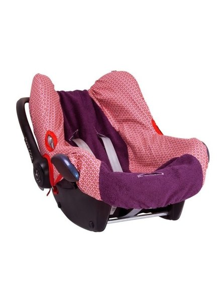 Trixie Baby HOES AUTOSTOEL GROEP 0 PHILO Red