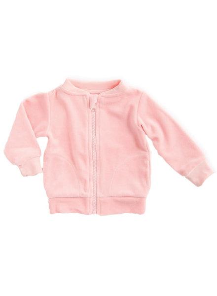Mundo Melocoton Baby vestje roze - maat 50/56