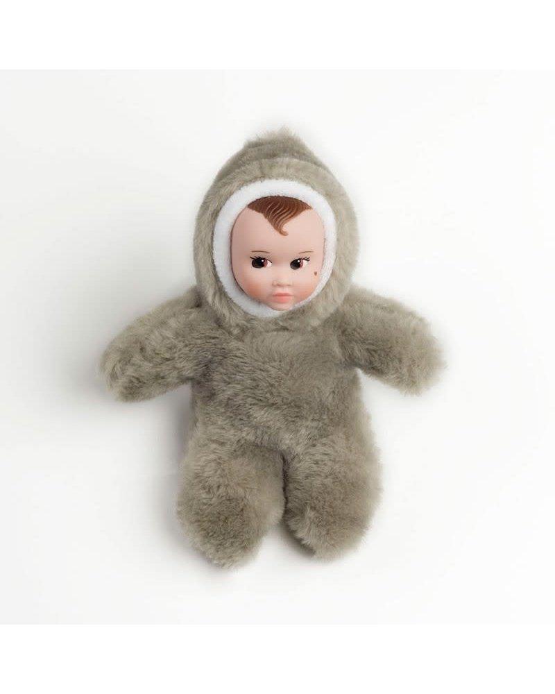 Sweetheart doll - grijs