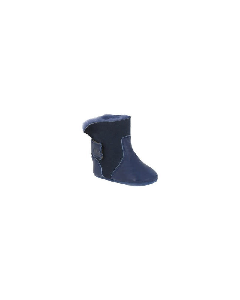 Easy Peasy Chobotte Uni Blauw - maat 22/23
