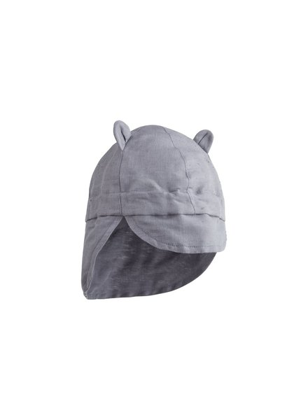 Liewood Eric sun hat - Stone grey