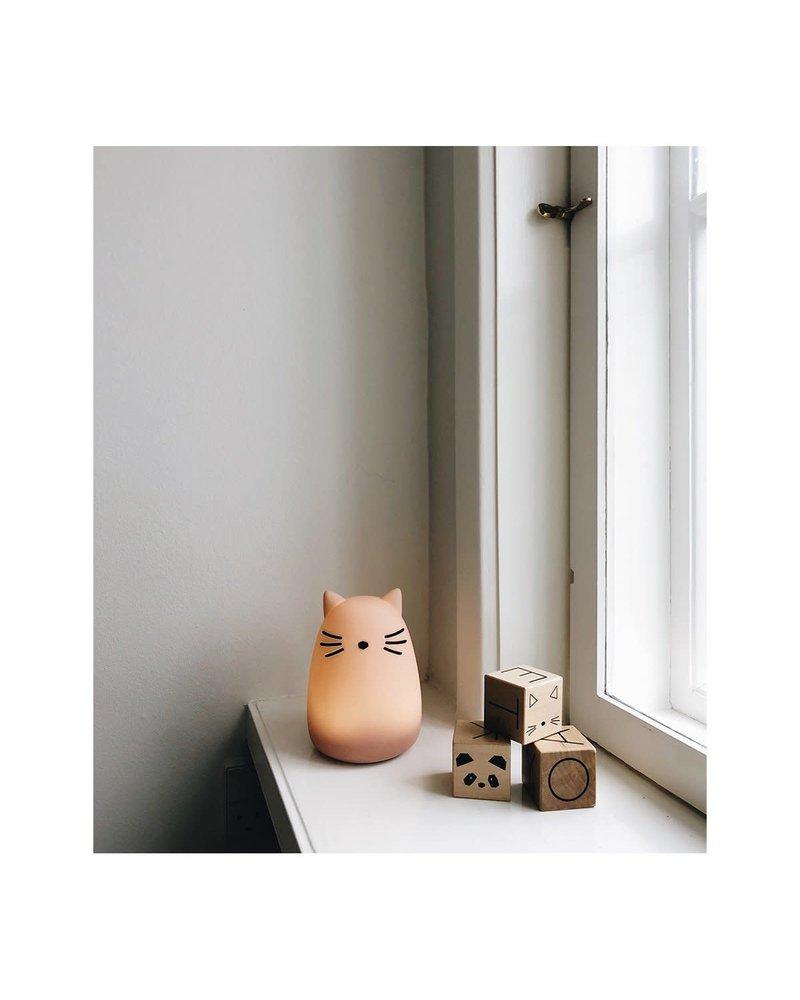 Liewood Winston night light - Cat Rose