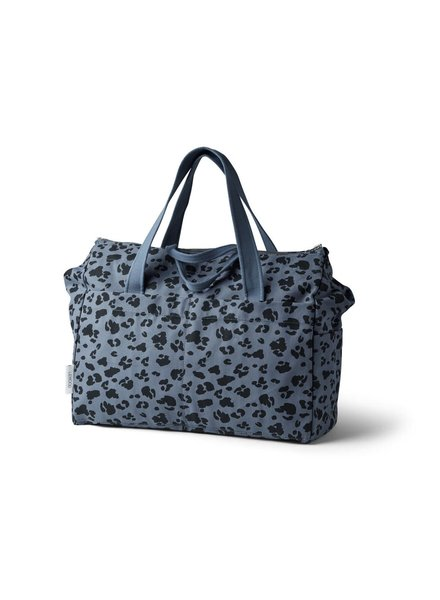 Liewood Melvin Mommy Bag - Leo Blue Wave
