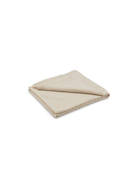 Liewood Urd Baby Blanket - Beige Beauty